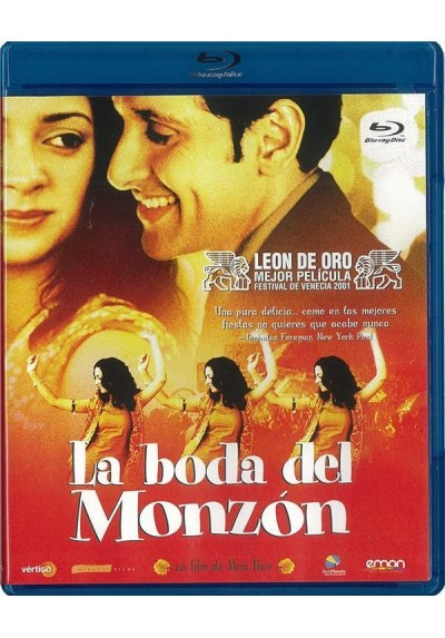 La Boda Del Monzon (Blu-Ray) (Monsoon Wedding)