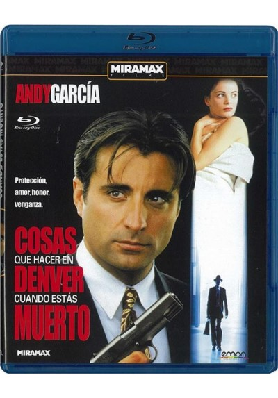 Cosas Que Hacer En Denver Cuando Estas Muerto (Blu-Ray) (Things To Do In Denver When You´re Dead)