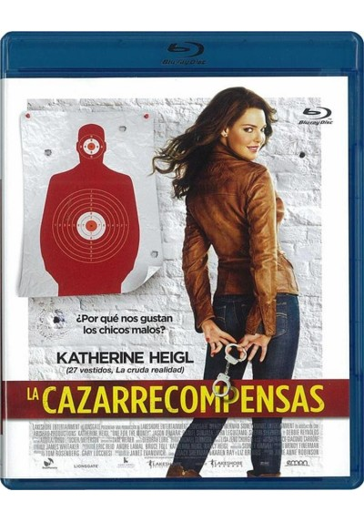 La Cazarrecompensas (Blu-Ray) (One For The Money)
