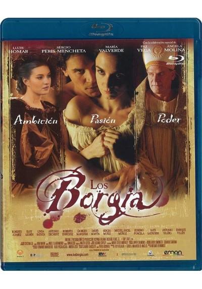 Los Borgia (Blu-Ray)
