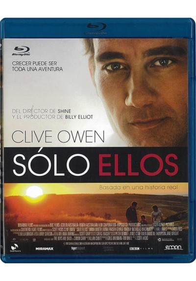 Solo Ellos (Blu-Ray) (The Boys Are Back)