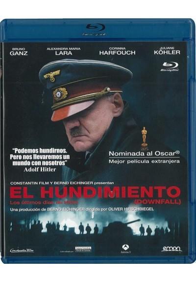 El Hundimiento (Blu-Ray) (Der Untergang)