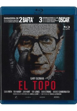 El Topo (2011) (Blu-Ray) (Tinker, Tailor, Soldier, Spy)