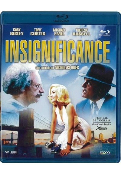 Insignificance (Blu-Ray)