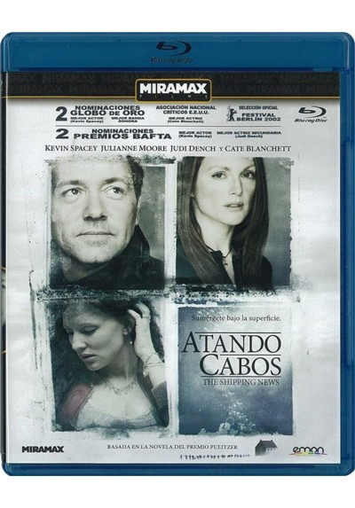 Atando Cabos (Blu-Ray) (The Shipping News)
