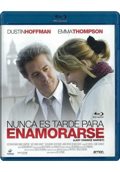 Nunca Es Tarde Para Enamorarse (Blu-Ray) (Last Chance Harvey)