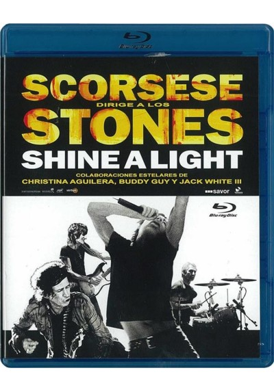 Shine A Light (V.O.S.) (Blu-Ray)