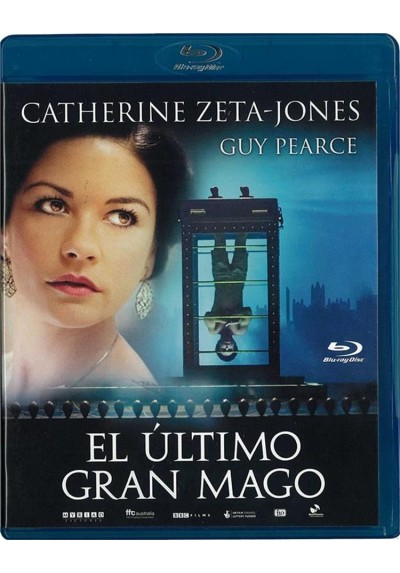 El Ultimo Gran Mago (Blu-Ray) (Death Defying Acts)