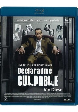Declaradme Culpable (Blu-Ray) (Find Me Guilty)