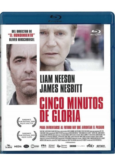 Cinco Minutos De Gloria (Blu-Ray) (Five Minutes Of Heaven)