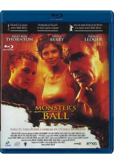 Monster´s Ball (Blu-Ray)