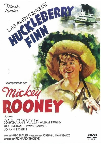 Las aventuras de Huckleberry Finn (The Adventures of Huckleberry Finn)