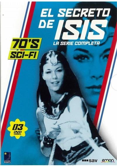 El Secreto De Isis - La Serie Completa