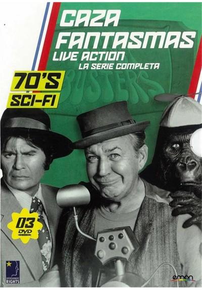 Cazafantasmas Live Action - La Serie Completa