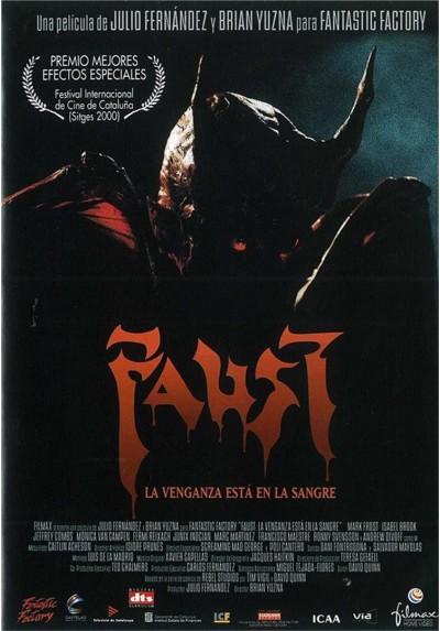 Faust - La Venganza Esta En La Sangre