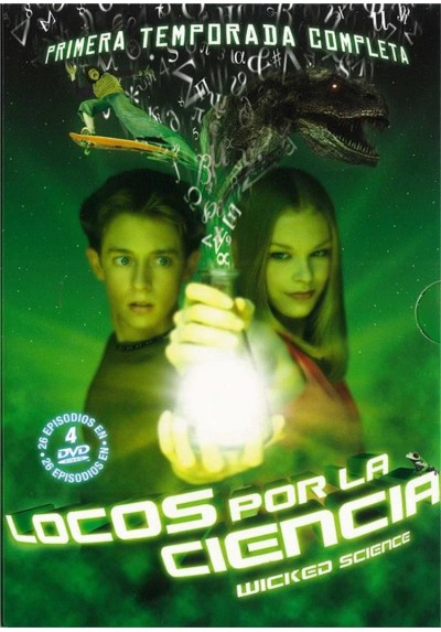 Locos Por La Ciencia - Primera Temporada (Wicked Science)