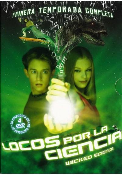 Locos Por La Ciencia - Primera Temporada (Wicked Science)