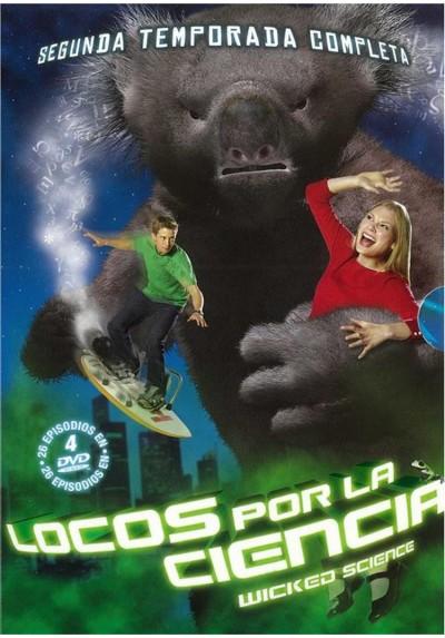 Locos Por La Ciencia - Segunda Temporada (Wicked Science)
