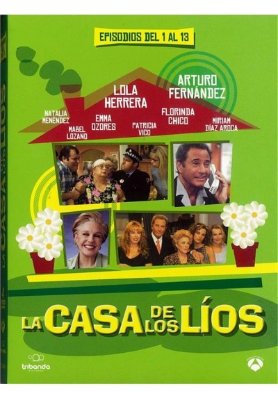 La Casa De Los Lios (Episodios 1 - 13)