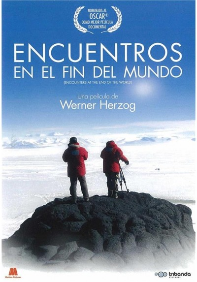 Encuentros En El Fin Del Mundo (Encounters At The End Of The World)