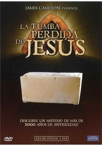 La Tumba Perdida De Jesus (The Lost Tomb Of Jesus)