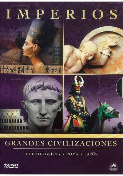 Imperios : Grandes Civilizaciones