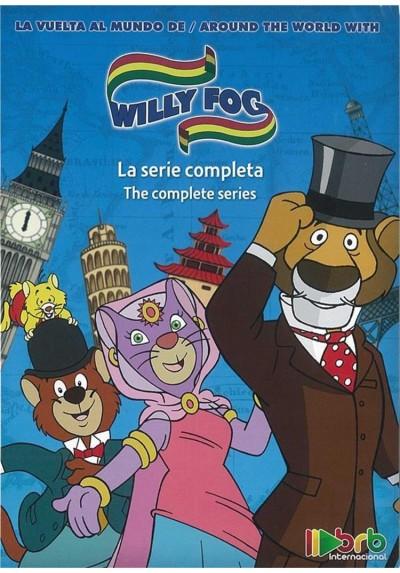 La Vuelta Al Mundo De Willy Fog - La Serie Completa