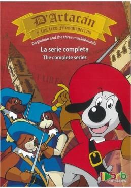 D´artacan Y Los Tres Mosqueperros - La Serie Completa