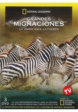 National Geographic : Grandes Migraciones