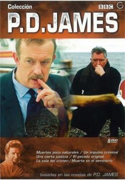 P.D. James : Colección Completa