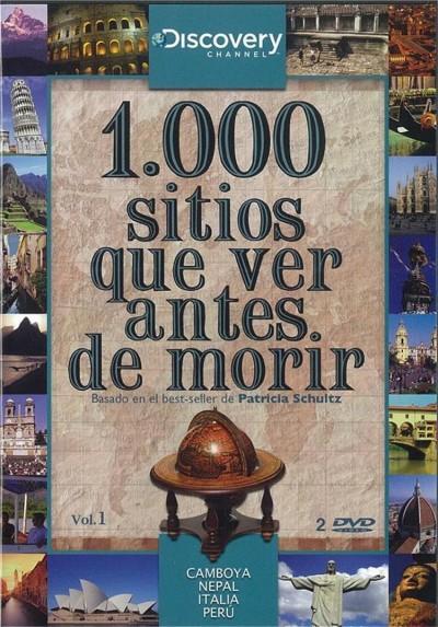 Discovery Channel : 1.000 Sitios Que Ver Antes De Morir - Vol. 1