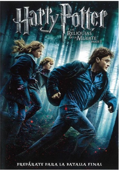 Harry Potter Y Las Reliquias De La Muerte - Parte 1 (Harry Potter And The Deathly Hallows - Part 1)