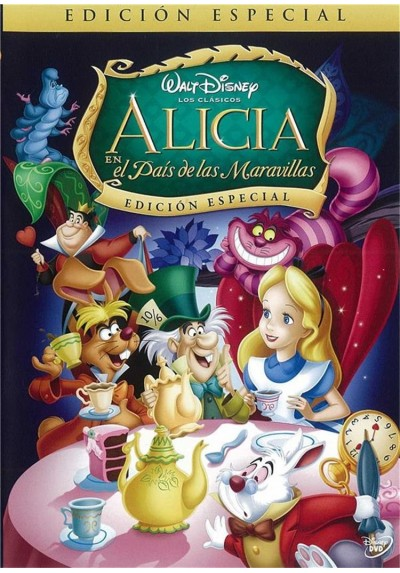 Alicia En El Pais De Las Maravillas (Ed. Especial) (Alice In Wonderland)