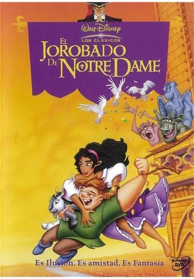 El Jorobado De Notre Dame (1996) (The Hunchback Of Notre Dame)