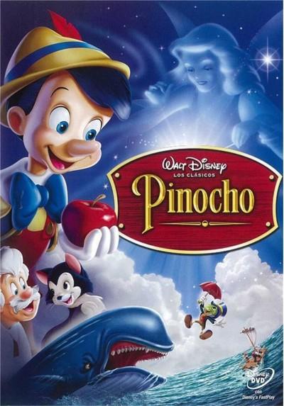 Pinocho (1940) (Pinocchio)