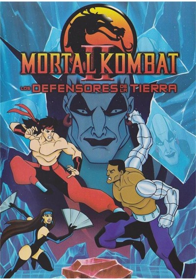 Mortal Kombat : Defensores De La Tierra - Vol. 2 (Mortal Kombat : Defenders Of The Realm)