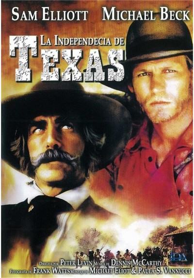 La Independencia De Texas (Houston: The Legend Of Texas)