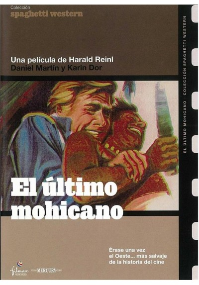 El Ultimo Mohicano (1965) (Der Letzte Mohikaner)