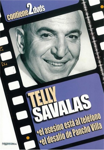 Pack Telly Savalas