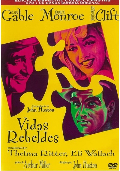 Vidas Rebeldes (The Misfits)