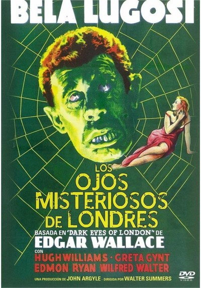 Los Ojos Misteriosos De Londres (The Dark Eyes Of London)