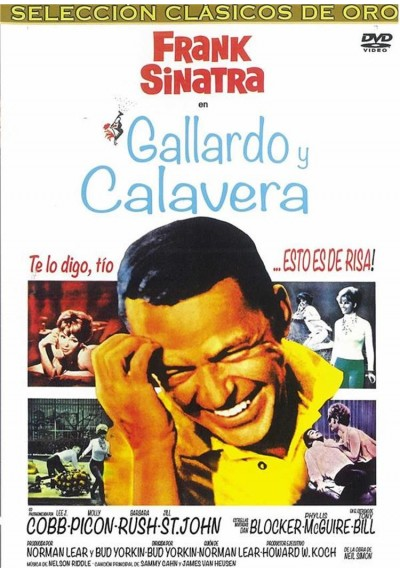 Gallardo Y Calavera (Clasicos De Oro) (Come Blow Your Horn)