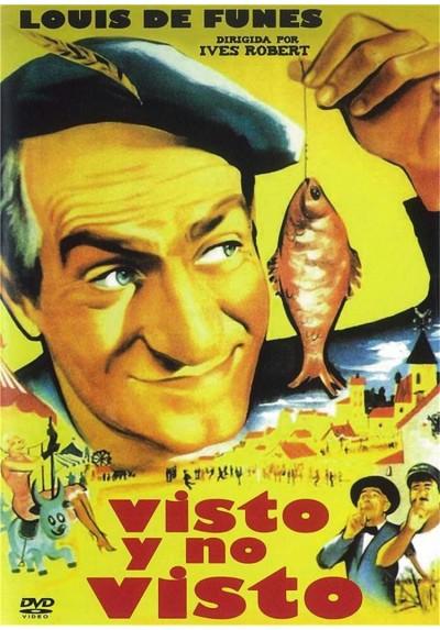 Visto Y No Visto (Ni Vu Ni Connu)