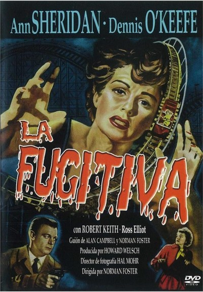 La Fugitiva (Woman On The Run)