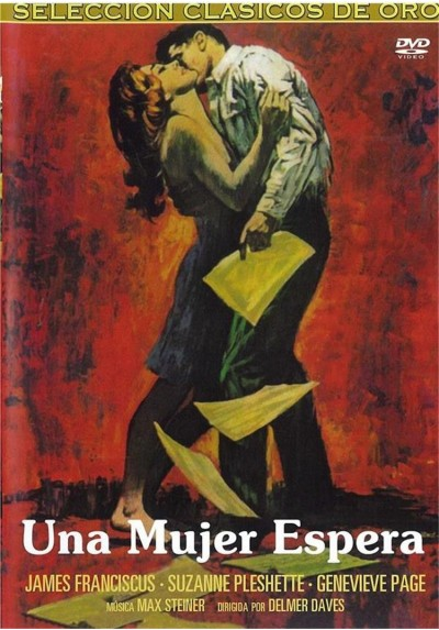 Una Mujer Espera (Clasicos De Oro) (Youngblood Hawke)