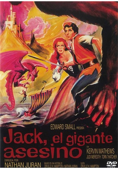 Jack y el gigante asesino (Jack the Giant Killer)