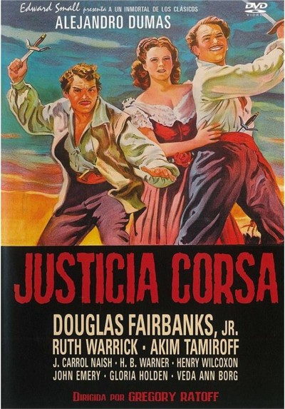 Justicia Corsa (The Corsican Brothers)
