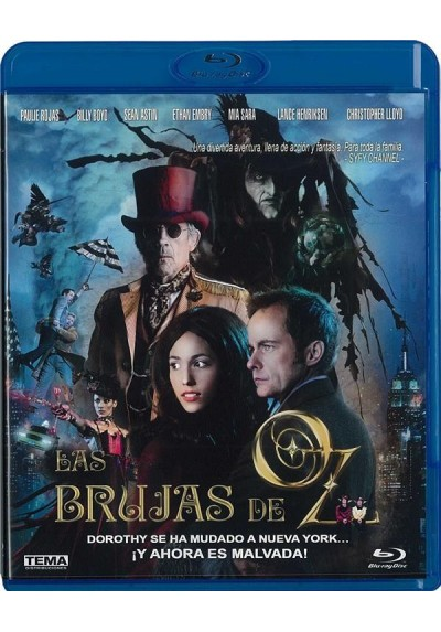 Las Brujas De Oz (Blu-Ray) (The Witches Of Oz)