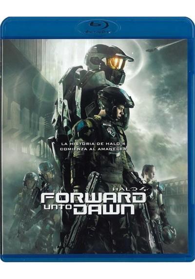 Halo 4 : Forward Unto Dawn (Blu-Ray)