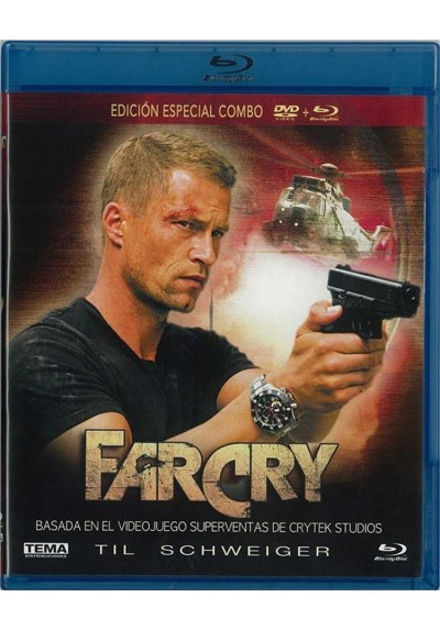 Far Cry (Blu-Ray + Dvd)